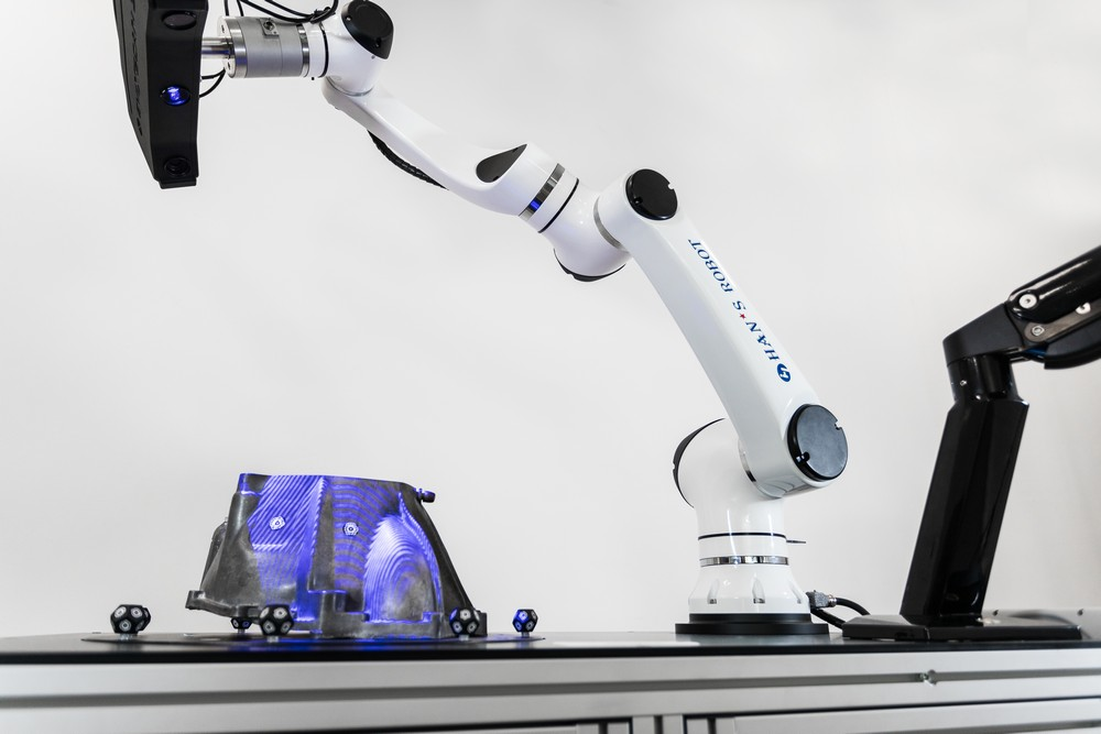 Představujeme Vám 3DRO – Robotický skenovací systém